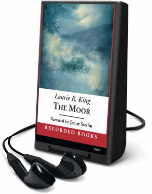 Cover image for The moor. bk. 4 Mary Russell / Sherlock Holmes series