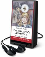 Cover image for The beekeeper's apprentice. bk. 1 Mary Russell / Sherlock Holmes series