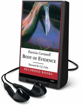 Cover image for Body of evidence. bk. 2 Kay Scarpetta series