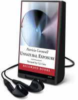 Cover image for Unnatural exposure. bk. 8 Kay Scarpetta series