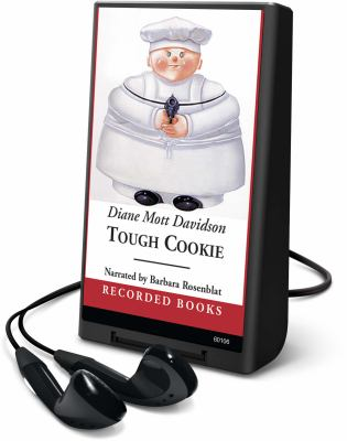 Cover image for Tough cookie. bk. 9 Goldy Bear series