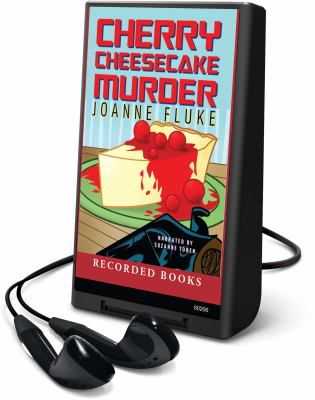 Cover image for Cherry cheesecake murder. bk. 8 Hannah Swenson series