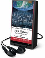 Cover image for Soul harvest. bk. 4 the world takes sides : Left behind series