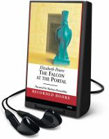 Cover image for The falcon at the portal. bk. 11 Amelia Peabody series