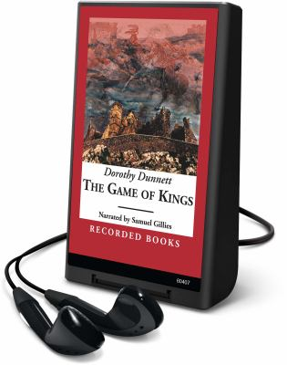 Cover image for The game of kings. bk. 1 Lymond chronicles series