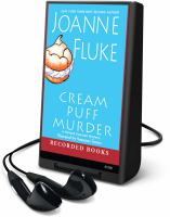 Cover image for Cream puff murder. bk.11 Hannah Swensen series