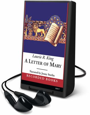 Cover image for A letter of Mary. bk. 3 Mary Russell / Sherlock Holmes series