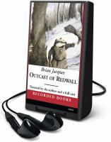 Cover image for Outcast of Redwall. bk. 8 Redwall series
