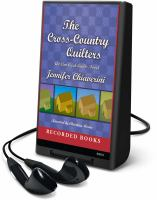 Cover image for The cross-country quilters. bk. 3 Elm Creek quilts series
