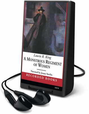 Cover image for A monstrous regiment of women. bk. 2 Mary Russell/Sherlock Holmes series /