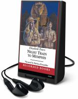 Cover image for Night train to Memphis. bk. 5 Vicky Bliss series