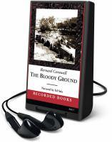 Imagen de portada para The bloody ground. bk. 4 Starbuck chronicles series