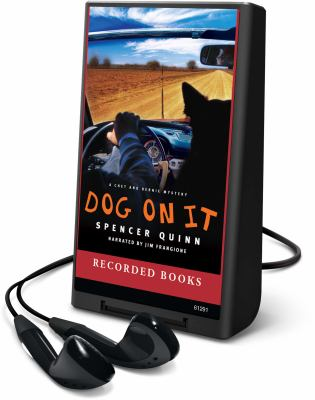 Cover image for Dog on it. bk. 1 Chet and Bernie mystery series