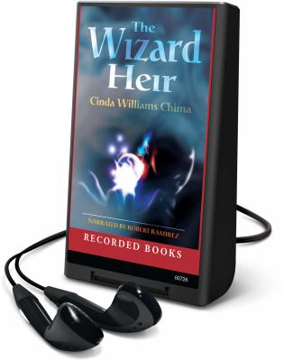 Cover image for The wizard heir. bk. 2 Heir chronicles series