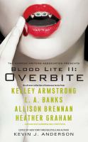 Cover image for Blood lite II : Overbite : an anthology of humorous horror stories
