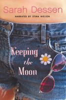 Cover image for Keeping the moon