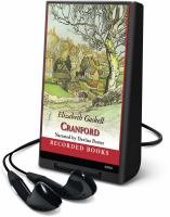 Cover image for Cranford