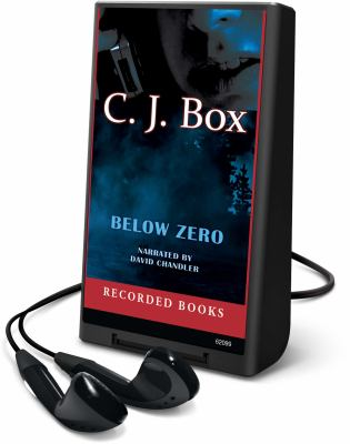 Cover image for Below zero. bk. 9 Joe Pickett series
