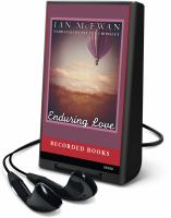 Cover image for Enduring love
