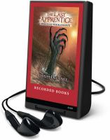 Cover image for Wrath of the bloodeye. bk. 5 The last apprentice series