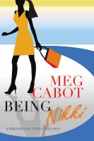 Cover image for Being Nikki. bk. 2 Airhead series