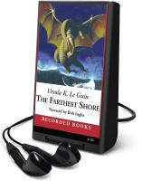 Cover image for The farthest shore. bk. 3 Earthsea cycle
