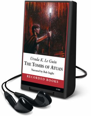 Imagen de portada para The tombs of Atuan. bk. 2 Earthsea cycle series