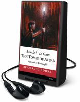 Cover image for The tombs of Atuan. bk. 2 Earthsea cycle series