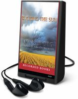 Cover image for Bucking the sun