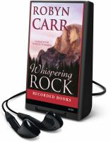 Imagen de portada para Whispering rock. bk. 3 Virgin River series