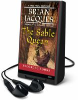 Cover image for The Sable Quean. bk. 21 Redwall series