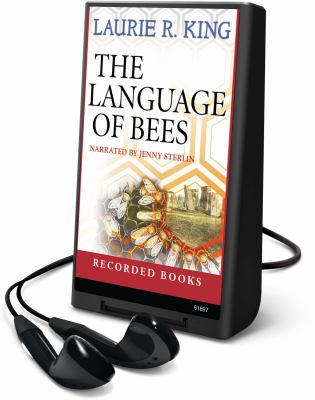Cover image for The language of bees. bk. 9 Mary Russell / Sherlock Holmes series