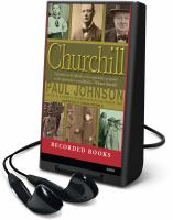 Cover image for Churchill