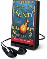 Cover image for Syren. bk. 5 Septimus Heap series