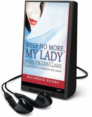 Cover image for Weep no more, my lady