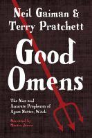 Imagen de portada para Good omens [the nice and accurate prophecies of Agnes Nutter, witch]