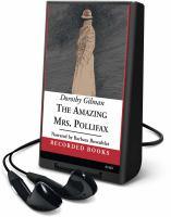 Imagen de portada para The amazing Mrs. Pollifax. bk. 2 [Playaway] : Mrs. Pollifax series