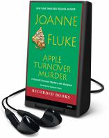 Cover image for Apple turnover murder. bk. 13 Hannah Swensen series