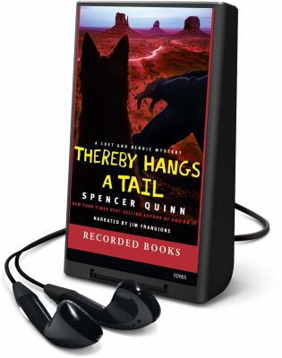 Cover image for Thereby hangs a tail. bk. 2 Chet and Bernie mystery series