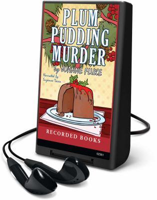 Imagen de portada para Plum pudding murder. bk. 12 Hannah Swensen series