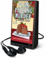 Cover image for Plum pudding murder. bk. 12 Hannah Swensen series