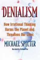 Cover image for Denialism