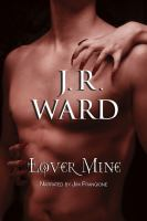 Imagen de portada para Lover mine. bk. 8 Black Dagger Brotherhood series