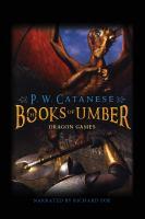 Imagen de portada para Dragon games. bk. 2 The books of Umber series