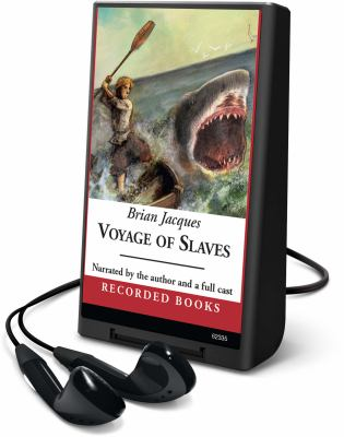 Cover image for Voyage of slaves. bk. 3 Castaways of the flying Dutchman series