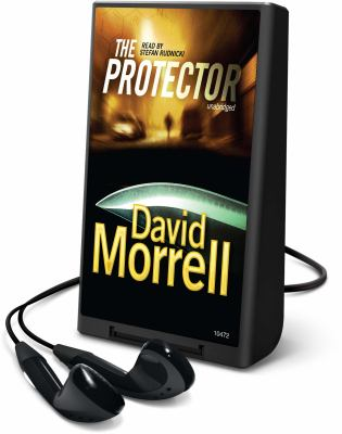 Cover image for The protector. bk. 1 [Playaway] : Cavanaugh series
