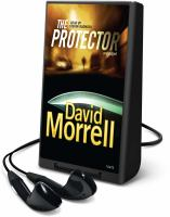 Imagen de portada para The protector. bk. 1 [Playaway] : Cavanaugh series