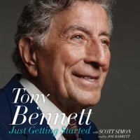 Cover image for Just getting started [sound recording CD]