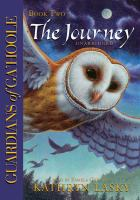 Cover image for The journey. bk. 2 [sound recording CD] : Guardians of Ga'Hoole series