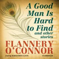 Cover image for A good man is hard to find and other stories